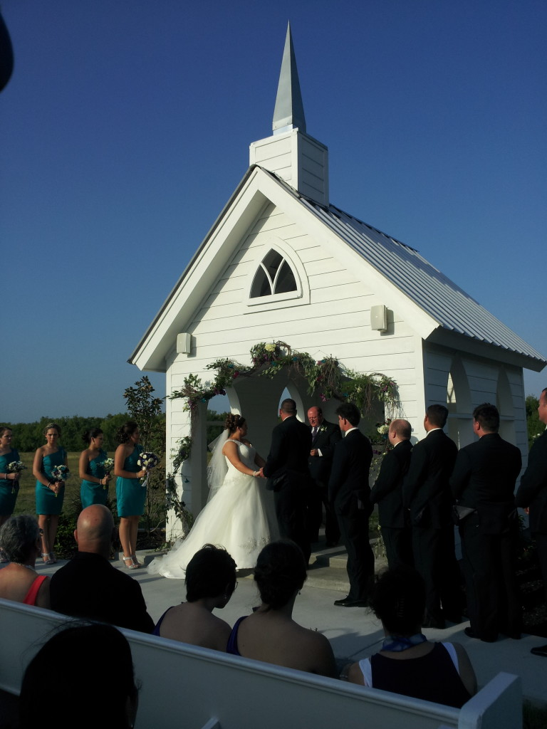 Ranch at San Patricio - Driftwood wedding chapel