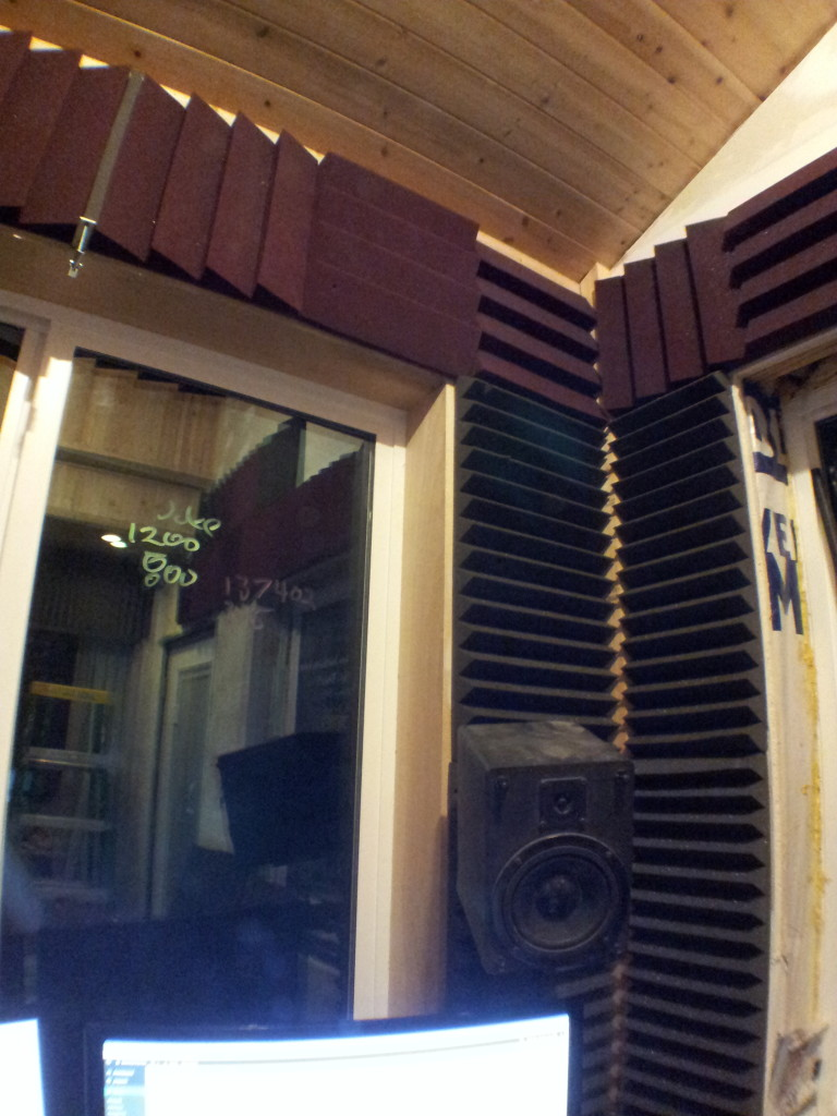Audix PM-5, Audio Monitor speaker in a home studio