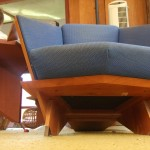 Frank Lloyd Wright Oragami Chair