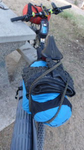 Bike packing gear Arizona Trail 300 Stuff Sack