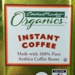 HEB Organic Instant Coffee