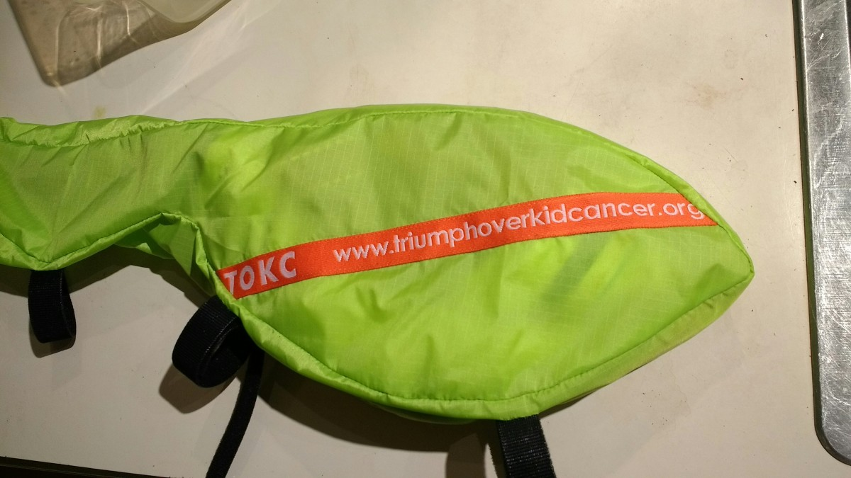 TOKC bicycle frame bag